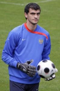 Габулов в сборной России